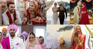 In Pics: This Truly Was The Year of Bollywood Weddings