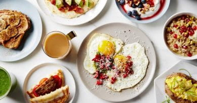 Weight Loss: 5 Protein Rich Breakfast Ideas