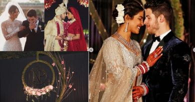 #PriyankaKiShaadi: The Priyanka Chopra-Nick Jonas Delhi Reception Was A Spectacular Affair!