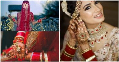 Bridal Special: The Best Chooda Looks On Pinterest