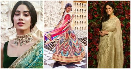 5 Trendy Outfits That Are Ruling This Wedding Season!