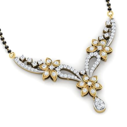 10 Mangalsutra Designs For The Modern Bride | Best ...