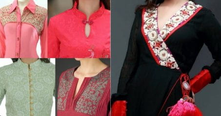 10 Kurti Neckline Designs That You Can Flaunt In 2019