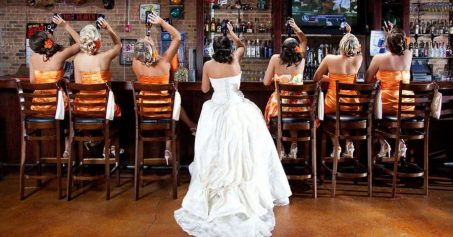 Crazy Things That Could Happen At A Wedding