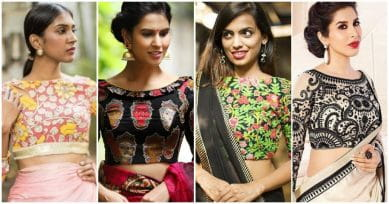 10 Boat Neck Blouse Designs For Every Woman